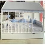 Montissori Bazalı Yatak 90-190 Ebatlı