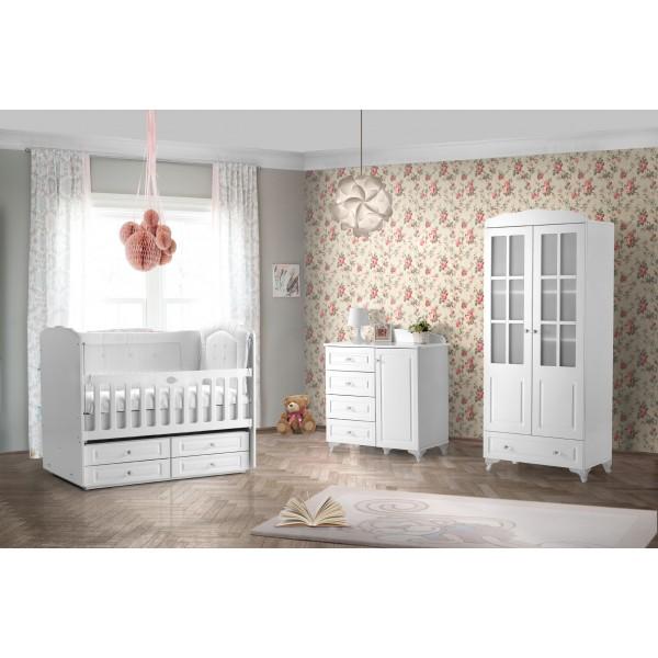 Babyone Stil Mini Bebek Odası Takımı