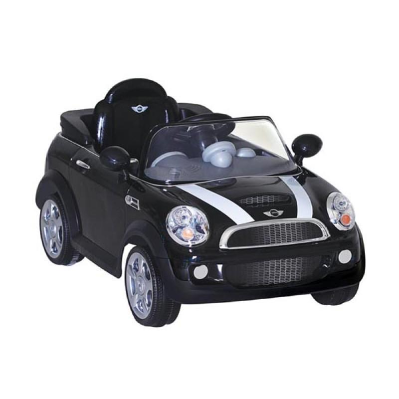 sunny baby mini cooper ak l araba 6 volt. Black Bedroom Furniture Sets. Home Design Ideas